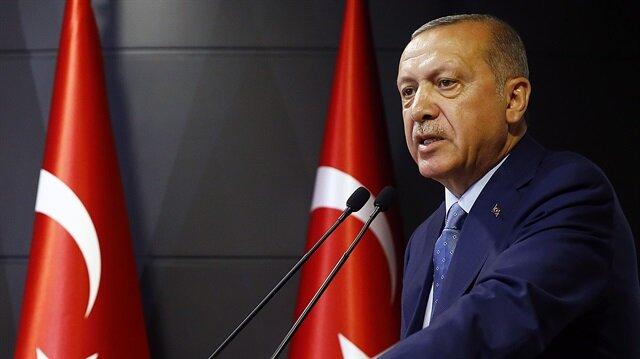 Erdoğan başkanlığında değerlendirme toplantısı