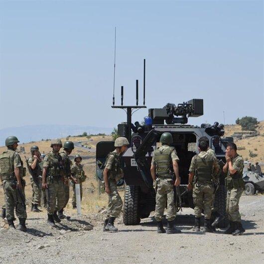 Kahramanmaraş'ta PKK'lı teröristlerle çatışma: 2 şehit