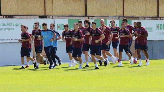 Trabzonspor'da 3 futbolcu için noter tespiti yapıldı