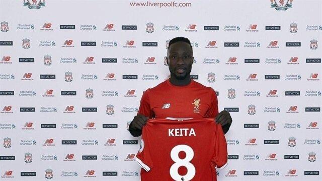 Liverpool Keita transferini açıkladı