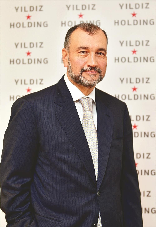 مراد أولكر - رئيس مجلس إدارة شركة يلديز القابضة