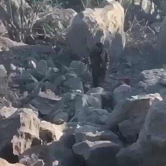 Bitlis şehidinin katili kadın terörist böyle yakalandı