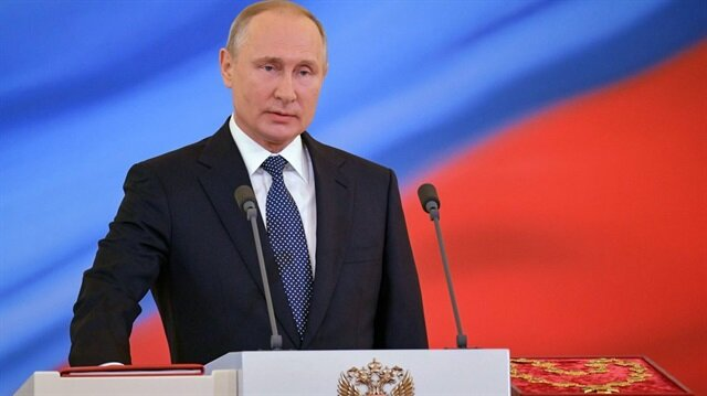 Putin: Suriye'den 1140 askerimizi geri çektik