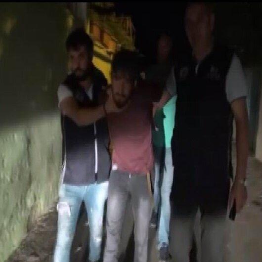 HDP'li adayının yakını PKK'ya katılma hazırlığındayken yakalandı