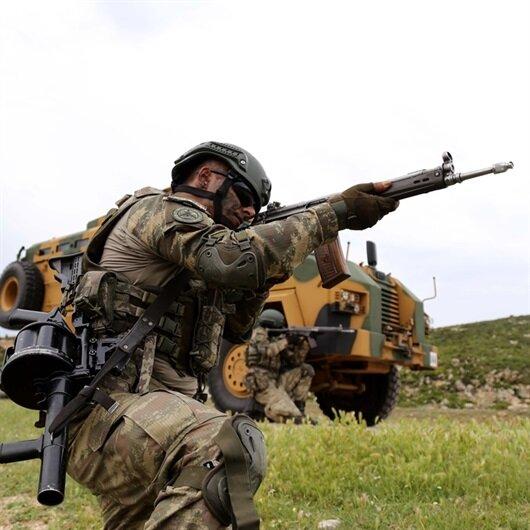 Bitlis'te operasyon: 10 terörist öldürüldü