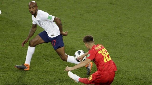 İngiltere 0-1 Belçika (Geniş özet ve goller)