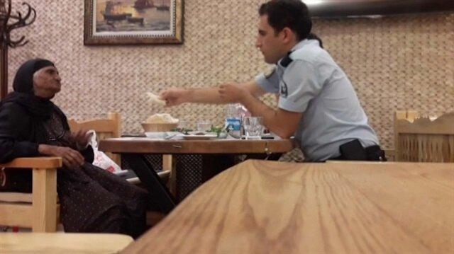 Günün en güzel haberi: Türk polisi yine duygulandırdı