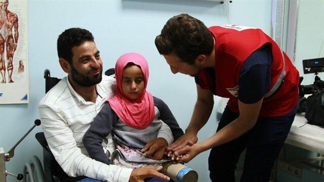Türkiye Suriyeli Maya'ya umut oldu