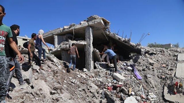 Kanada: Suriye'de felaketin nedeni Esed rejimdir
