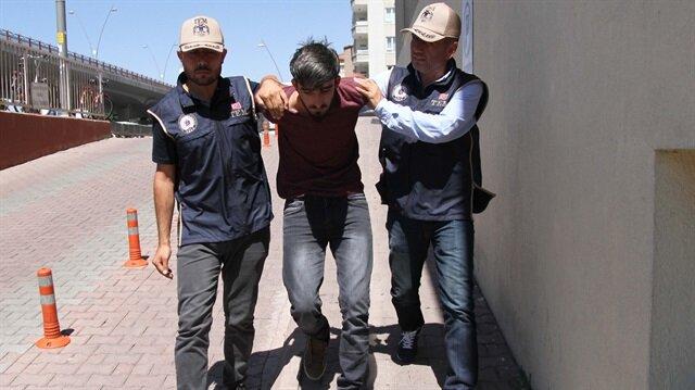 HDP milletvekili adayının yeğeninin terörden tutuklandı