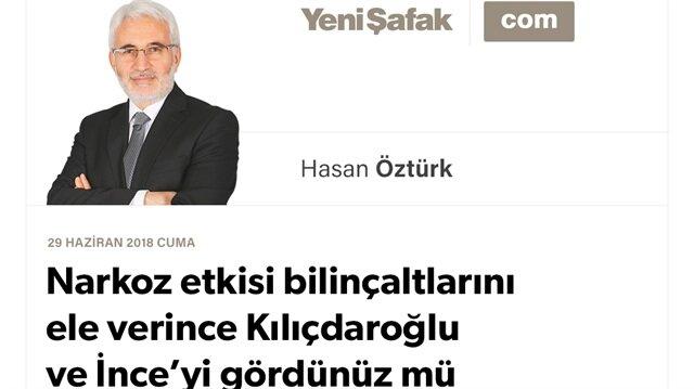 Narkoz etkisi bilinçaltlarını ele verince Kılıçdaroğlu ve İnce'yi gördünüz mü