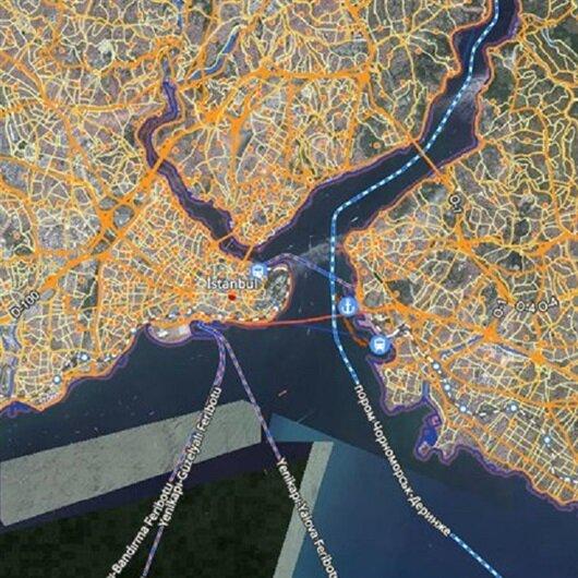 Mahallenizin haritasını siz çizin