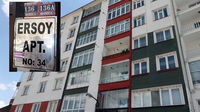 Ersoy Apartmanında şimdiye kadar 4 vekil, 6 il başkanı çıktı.