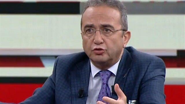 CHP'li Bülent Tezcan: Selahattin Demirtaş haksız yere içerde