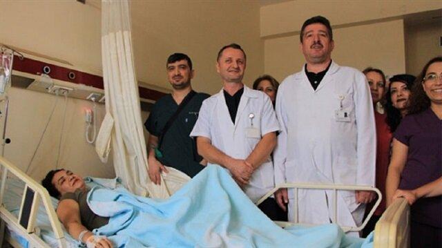 Karın ağrısı şikayetiyle hastaneye gitti doktorlar bile şoke oldu
