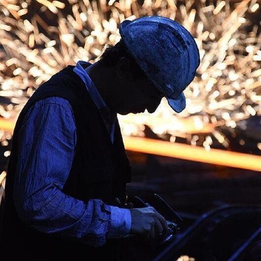 Turkey's manufacturing index at 46.8 points in June