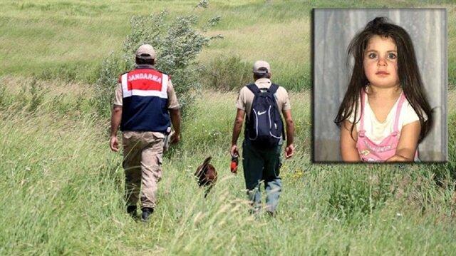 4 yaşındaki Leyla'nın 18 gün sonra bulunan cansız bedeni bulunmuştu.
