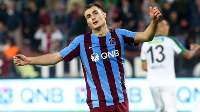Trabzonspor Bero'yu borsaya bildirdi