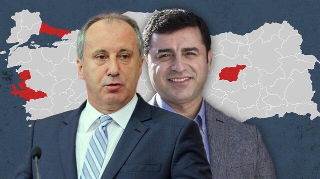 HDP barajı nasıl geçti