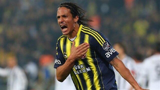 Bruno Alves 3 sezon Fenerbahçe'de forma giymişti.