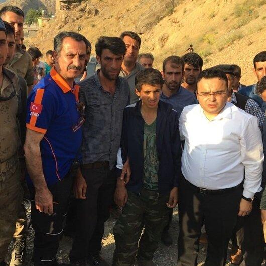 Siirt'ten iyi haber: Mehmet Salih bulundu