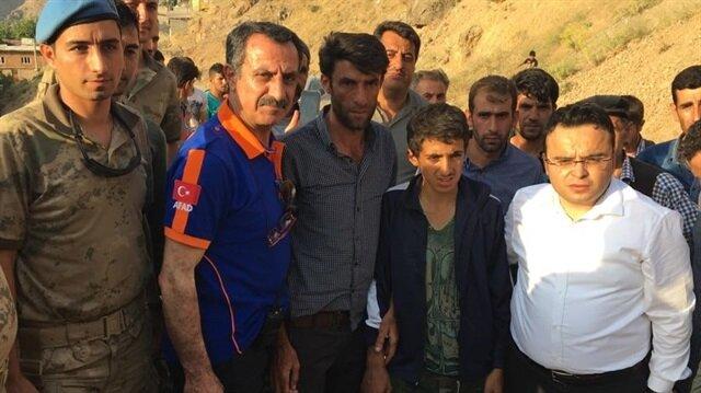 Pervari'de kaybolan 15 yaşındaki Salih Oral bulundu