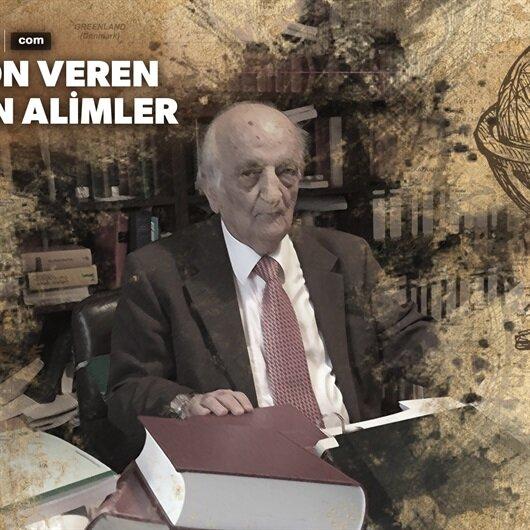 Bilim tarihine adanmış bir ömür: Prof.  Dr.  Fuat Sezgin