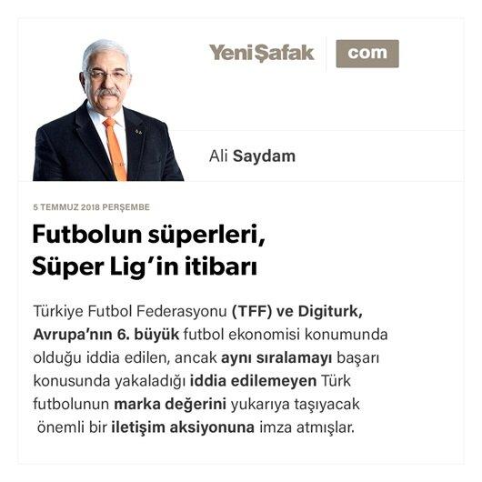 Futbolun süperleri, Süper Lig'in itibarı
