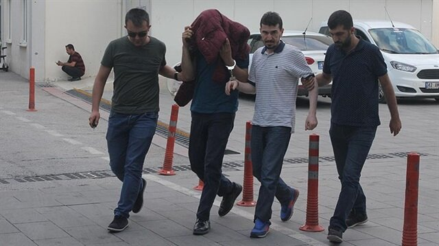 Adil Öksüz'ün bacanağı tutuklandı.