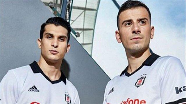 Beşiktaş'ın yeni formaları satışta