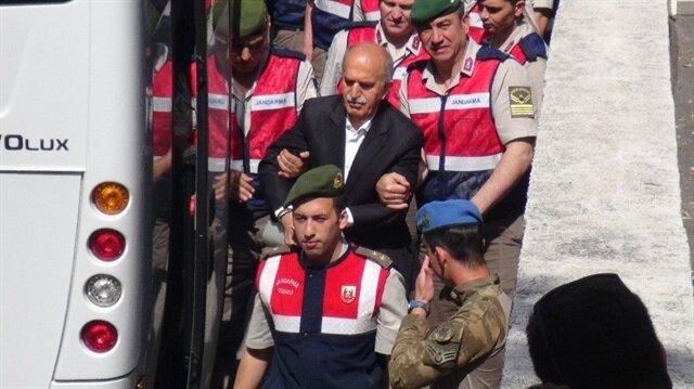 Savcı itiraz etti Bursa eski Valisi Harput'a ev hapsi verildi