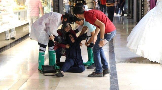 Kayseri'de kargodan gelen elbiseleri açan 10 kişi zehirlendi