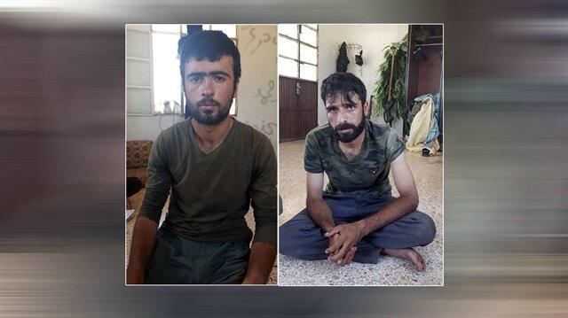 Çatışmada 2 terörist öldürüldü, 1 terörist yaralı yakalandı.