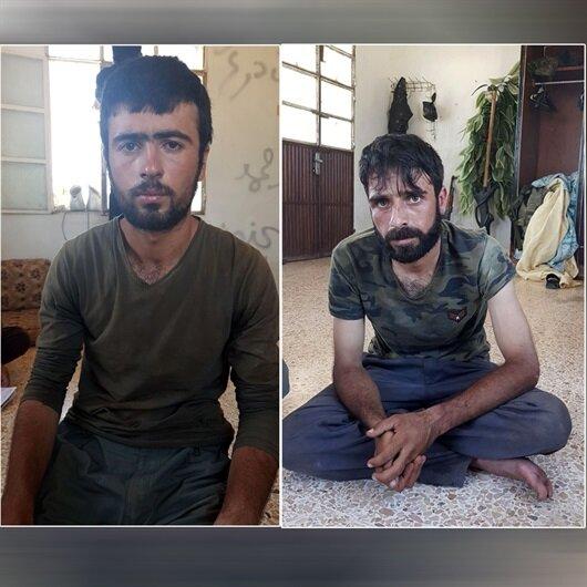 Afrin'de suikast hazırlığındaki 2 terörist etkisiz hale getirildi