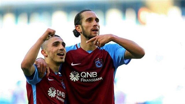Trabzonspor'un yeni 61 numarasını Burak Yılmaz duyurdu