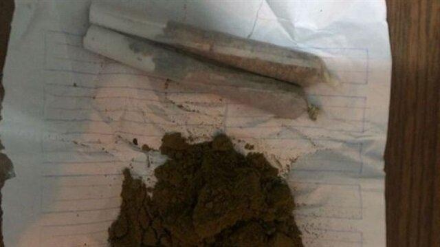 Van'da uyuşturucuyu ağzında saklarken yakalandı