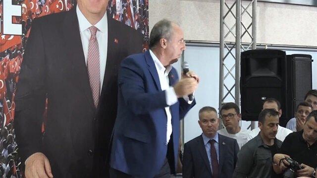 CHP'lilerin İnce'ye cevabı sosyal medyayı salladı