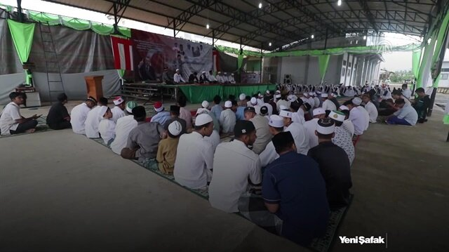 Erdoğan's election victory celebrated with prayers in Indonesia's Aceh