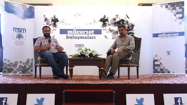 Yeni Şafak Gazetesi Yazarı Taha Kılınç ve TRT Arapça Genel Yayın Yönetmeni Resul Serdar Ataş