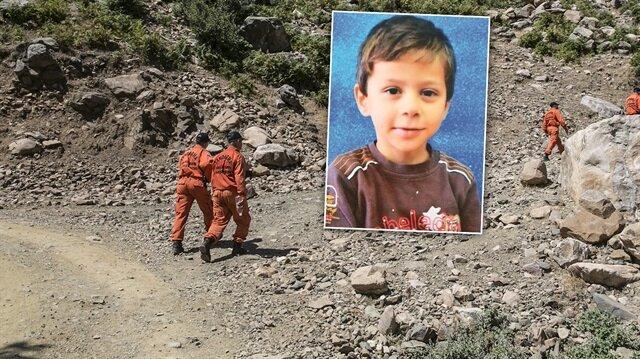 Ufuk Tatar'ın cansız bedeni bugün öğlen saatlerinde Amanos dağlarının eteklerinde bulunmuştu.