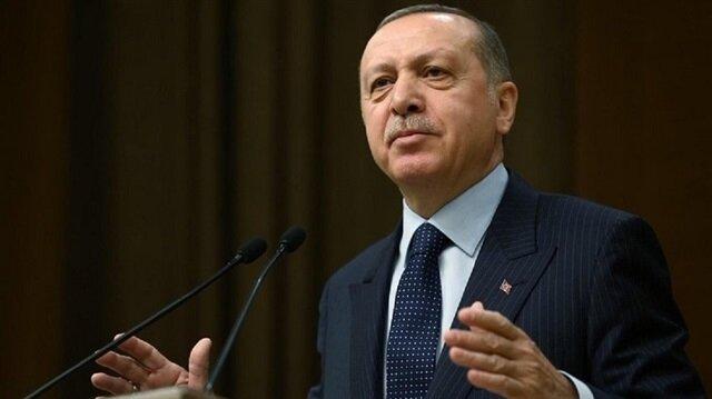 Cumhurbaşkanı Erdoğan şampiyon güreşçileri kutladı