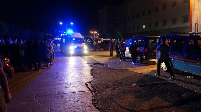 Tekirdağ'daki tren kazası devletin tüm imkanları seferber edildi