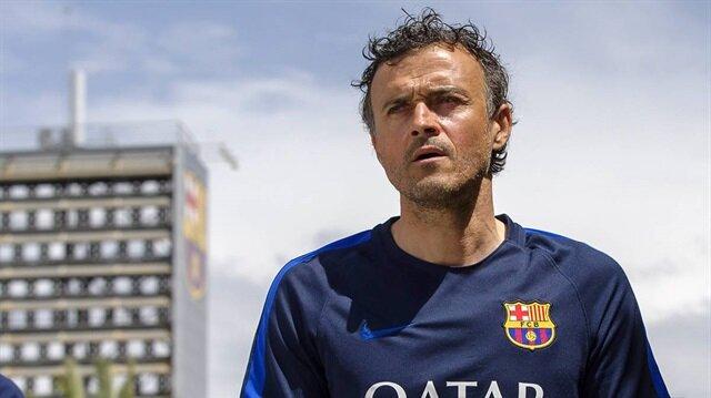 İspanya'nın yeni hocası Luis Enrique