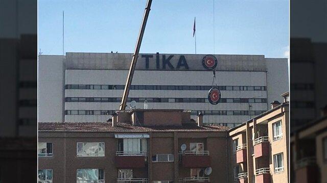 Ankara'da yeni sistem telaşı: Değişimi vinçler yapıyor