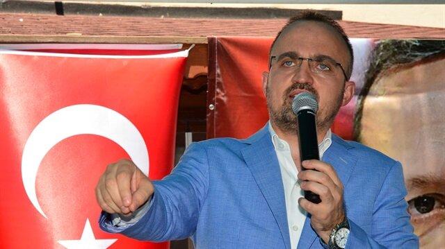 AK Parti'den CHP'ye 'yemin töreni' tepkisi