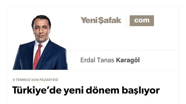 Türkiye'de yeni dönem başlıyor