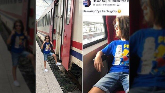 9 yaşındaki Oğuz Arda Sel'in hayatını kaybetmeden önce çekildiği son fotoğraflar ortaya çıktı.