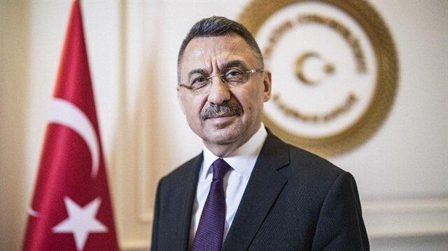 Erdoğan'ın 'Başkan Yardımcısı' olarak görevlendirdiği Fuat Oktay.