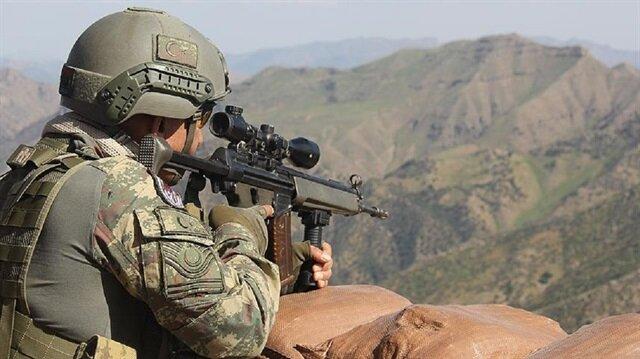 40 terörist etkisiz hale getirildi