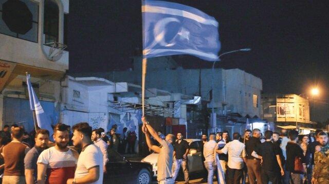 Kerkük'te Türkmen isyanı